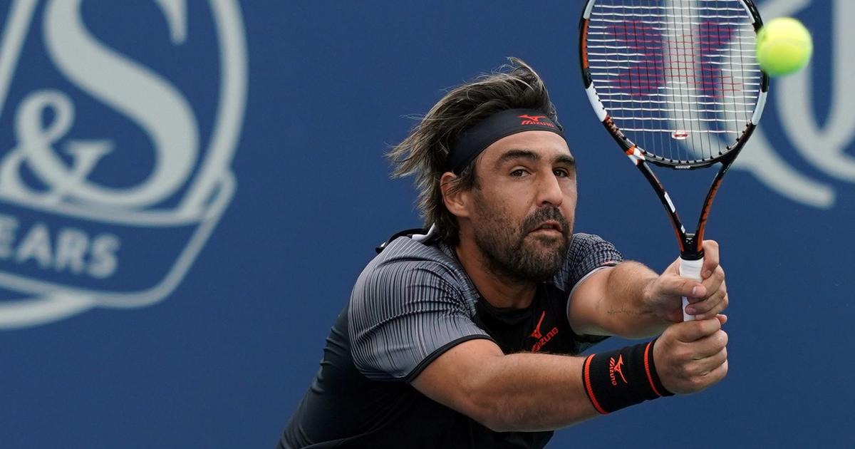 Tennis: Marcos Baghdatis, former Australian Open runner-up, to retire after Wimbledon