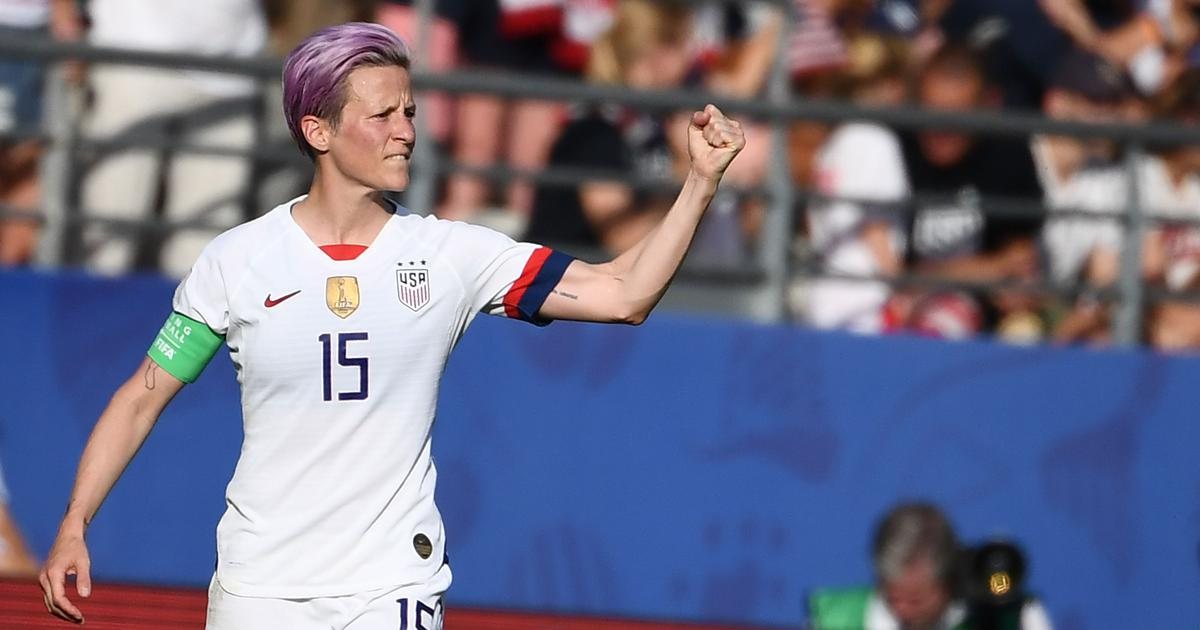Women's World Cup: USA set up France quarter-final after knocking Spain out, Sweden beat Canada 1-0