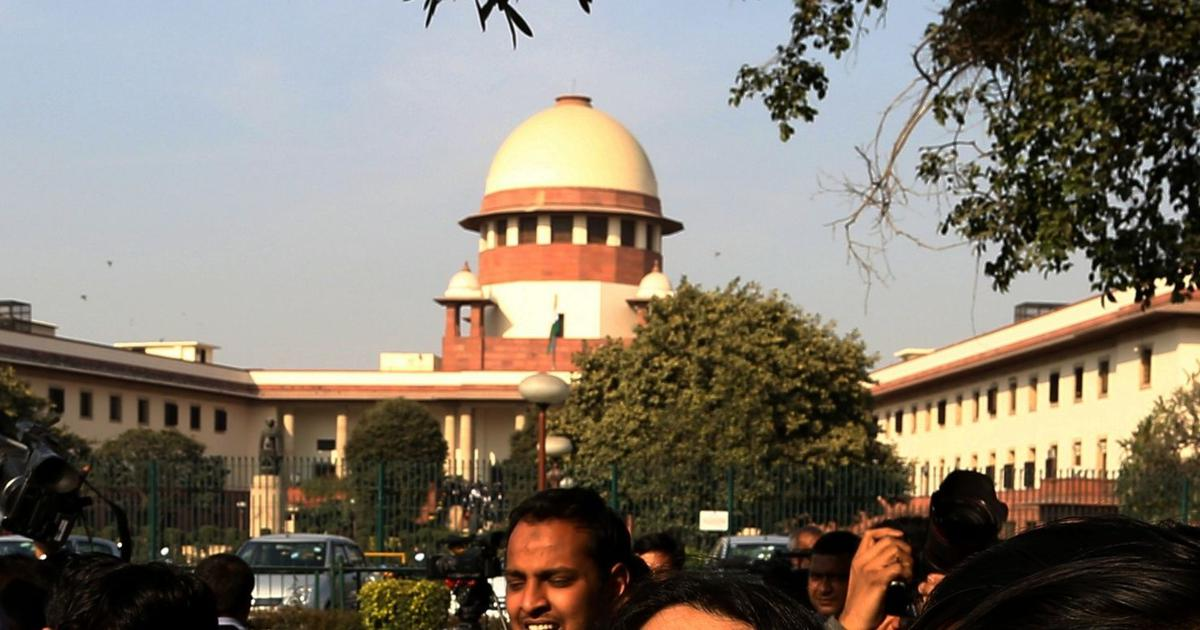 Maratha quotas: Supreme Court agrees to hear plea against Bombay HC order allowing reservation