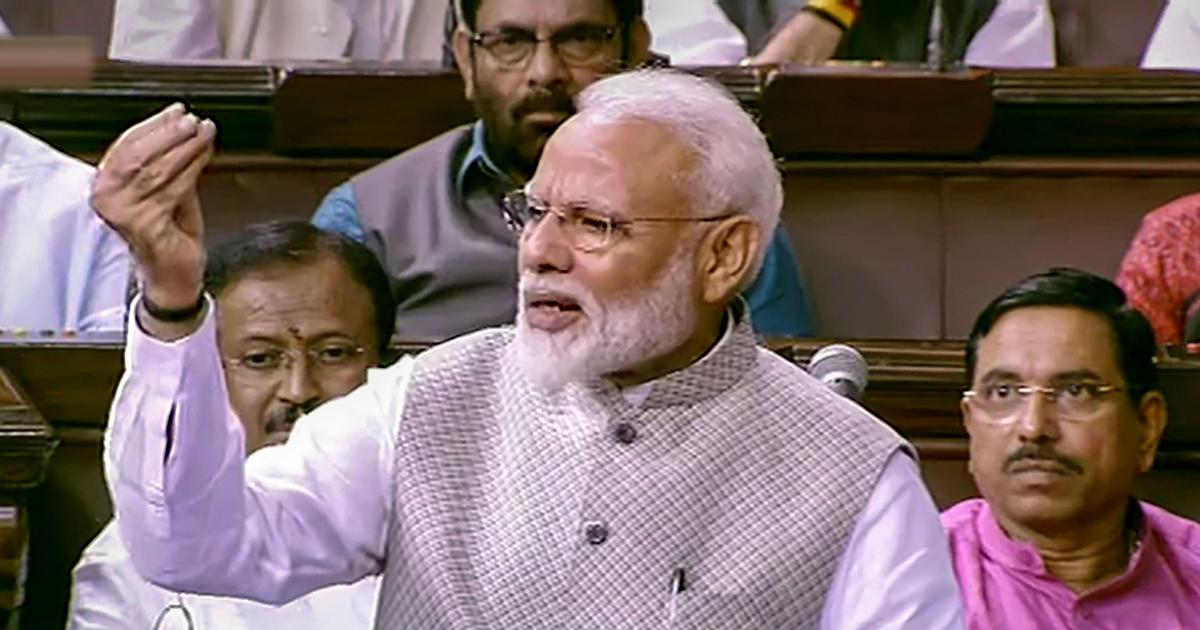 The big news: Modi attacks Congress' 'arrogance' in Parliament, and nine other top stories