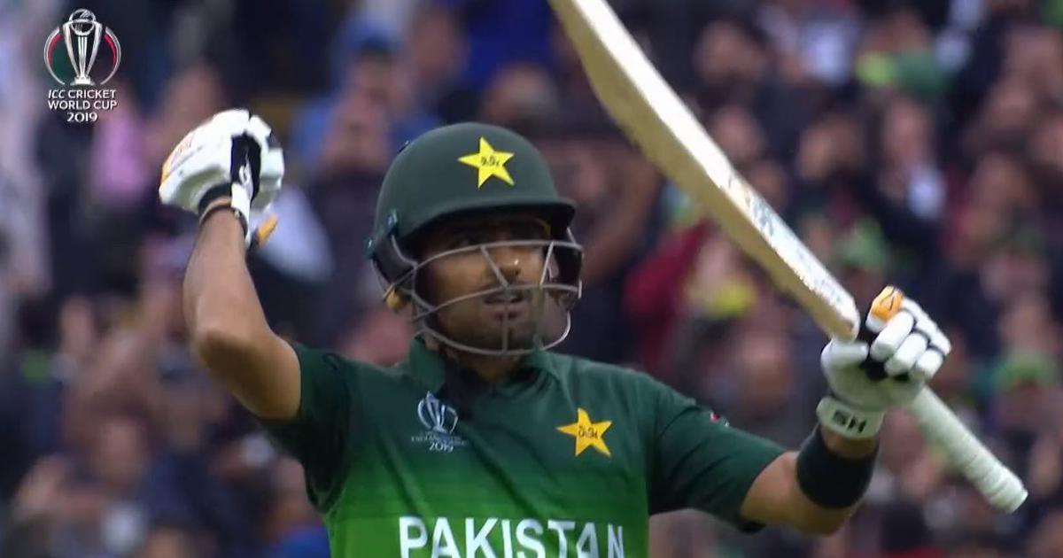 World Cup: Babar Azam, Shaheen Afridi star against NZ as impressive Pakistan keep SF hopes alive