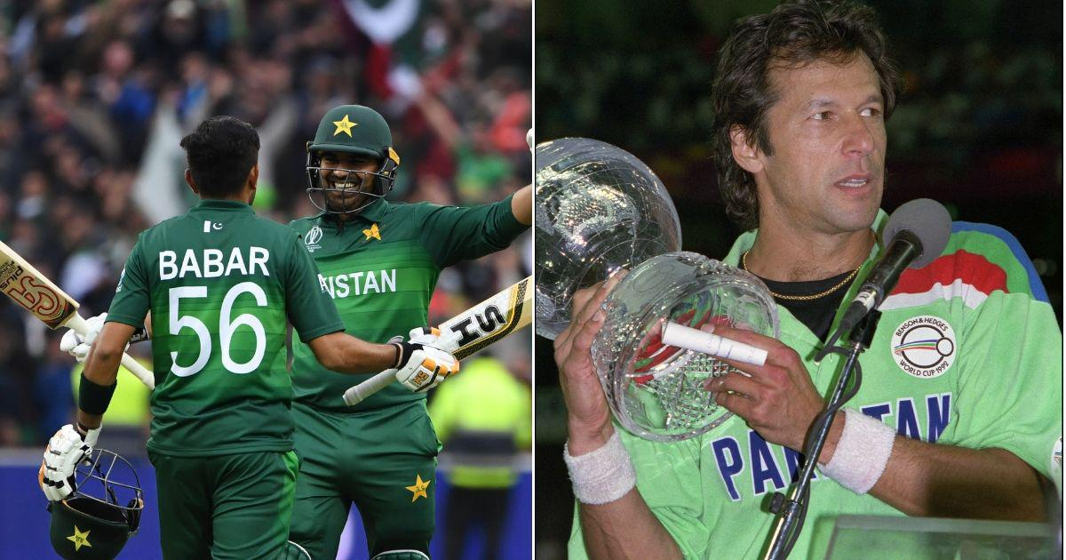 Deja vu! The uncanny similarities between Pakistan's 1992 and 2019 World Cup campaigns