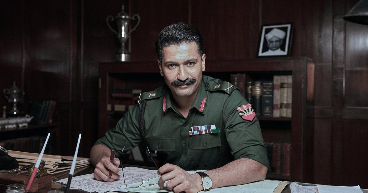 Vicky Kaushal to play legendary Army chief Sam Manekshaw