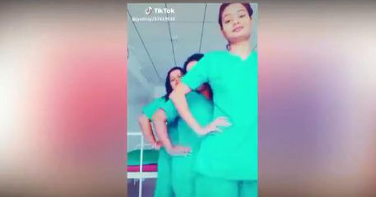 Odisha: Four nurses shoot TikTok videos inside newborn care unit, get show cause notices