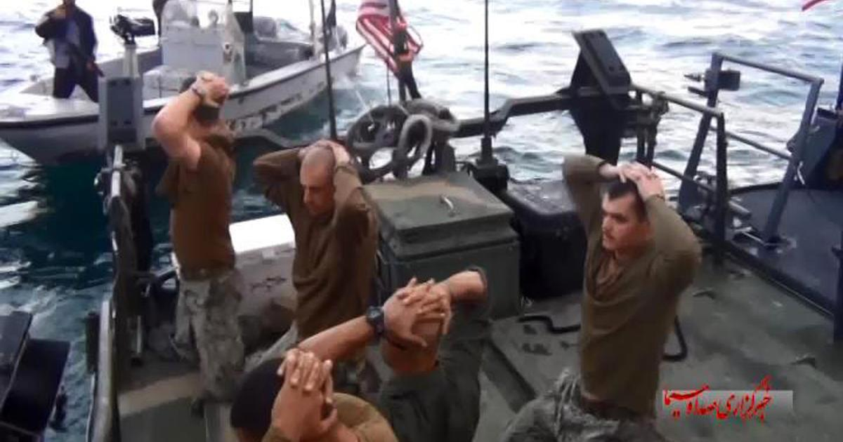 Three years ago, 10 US Navy sailors were captured by Iran. They had been 'set up for failure'