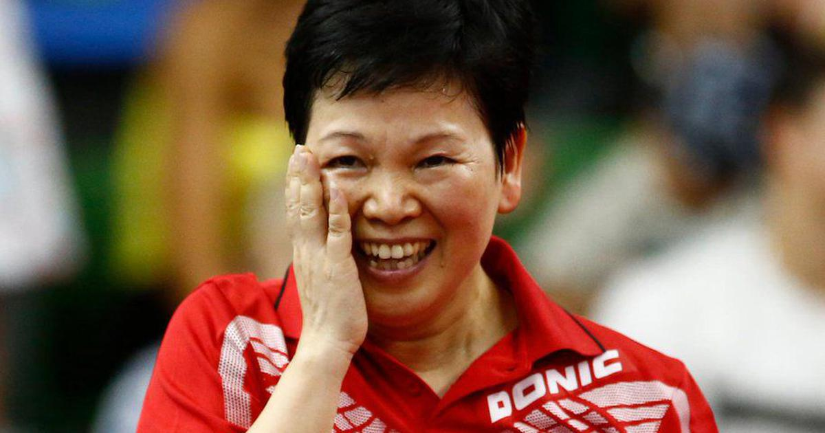 Table Tennis: 55-year-old Ni Xia Lian wins bronze at European Games, qualifies for 2020 Olympics
