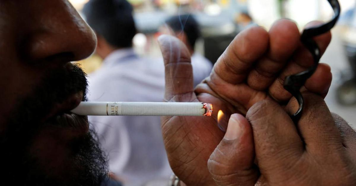 Yearly tobacco sales worth Rs 800 has created a chronic obstructive pulmonary disease crisis in J&K