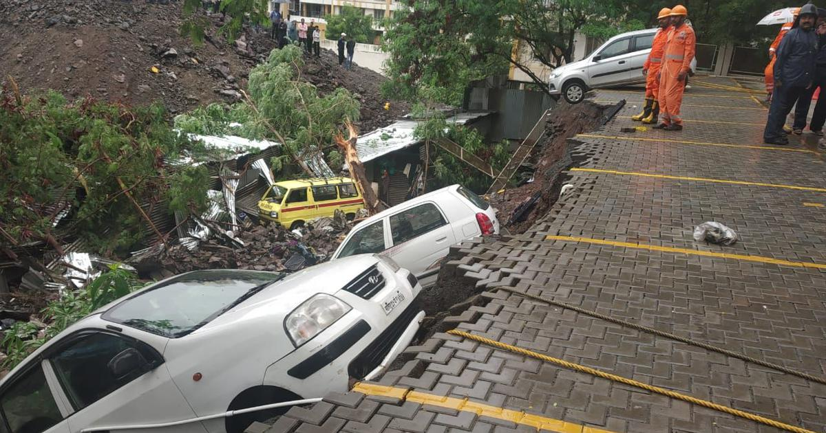 Pune wall collapse: Residents of housing society had warned developer about condition of structure