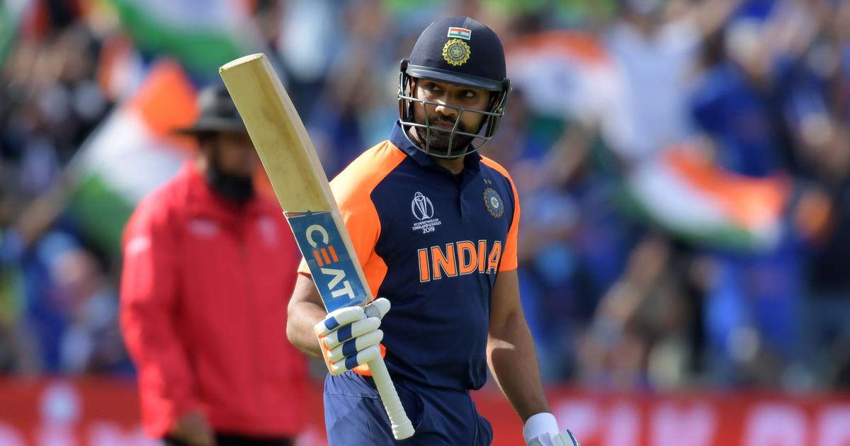 A lesson for our next game: Rohit Sharma says India can learn from England bowlers