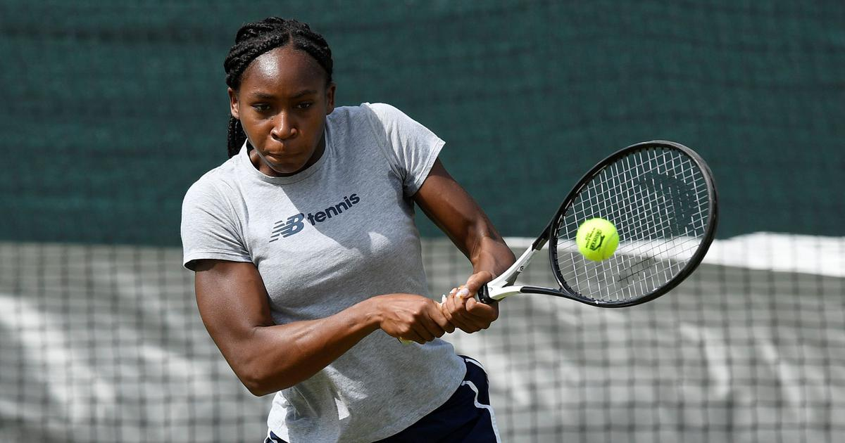Wimbledon 2019 Cori Gauff Novak Djokovic Back In Action On Day 5