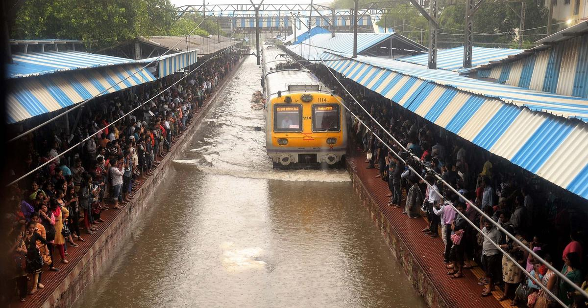 The big news: At least 16 people dead as rains wreak havoc in Mumbai, and nine other top stories
