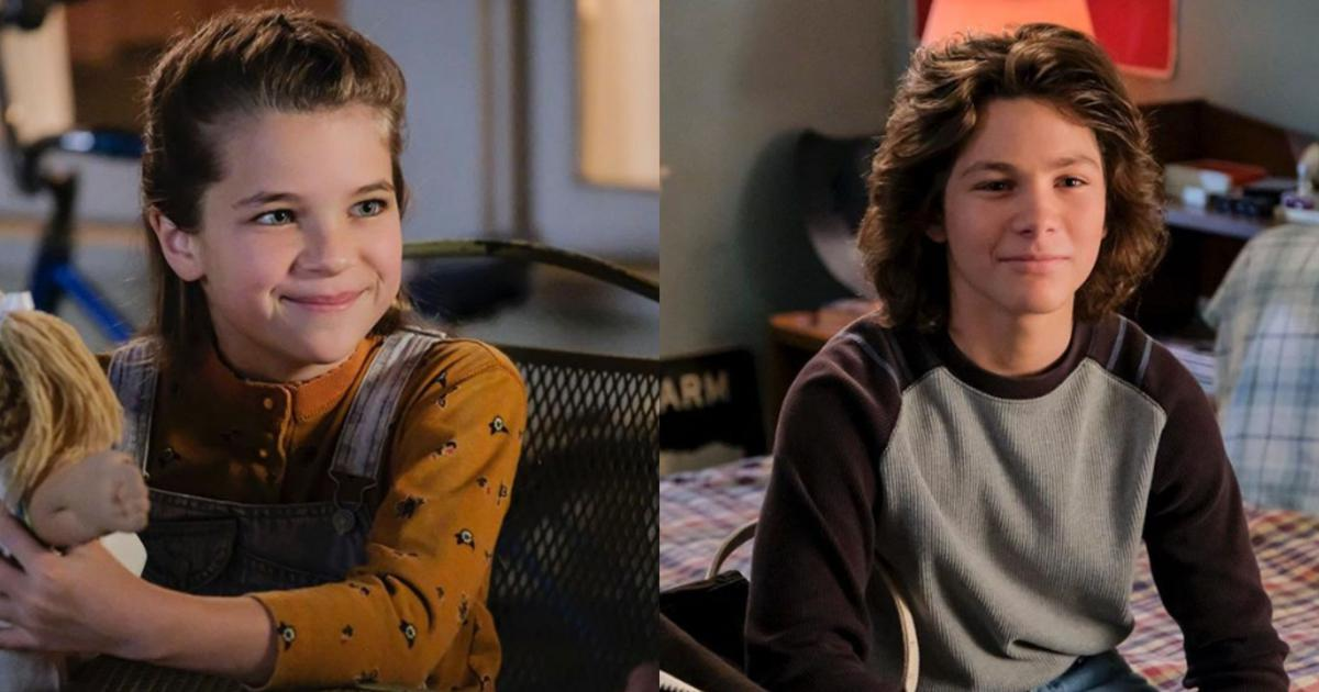 'Young Sheldon' stars Raegan and Montana on 'The Big Bang Theory' prequel: 'A home away from home'