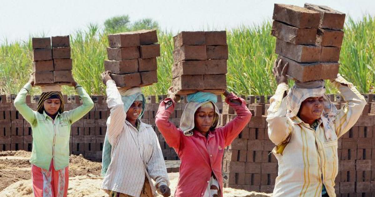 India's workforce has fewer women than it did six years ago