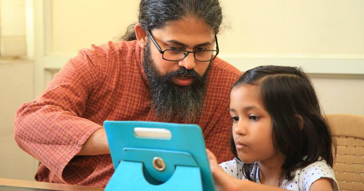 In India, children as young as three are being taught to write computer code