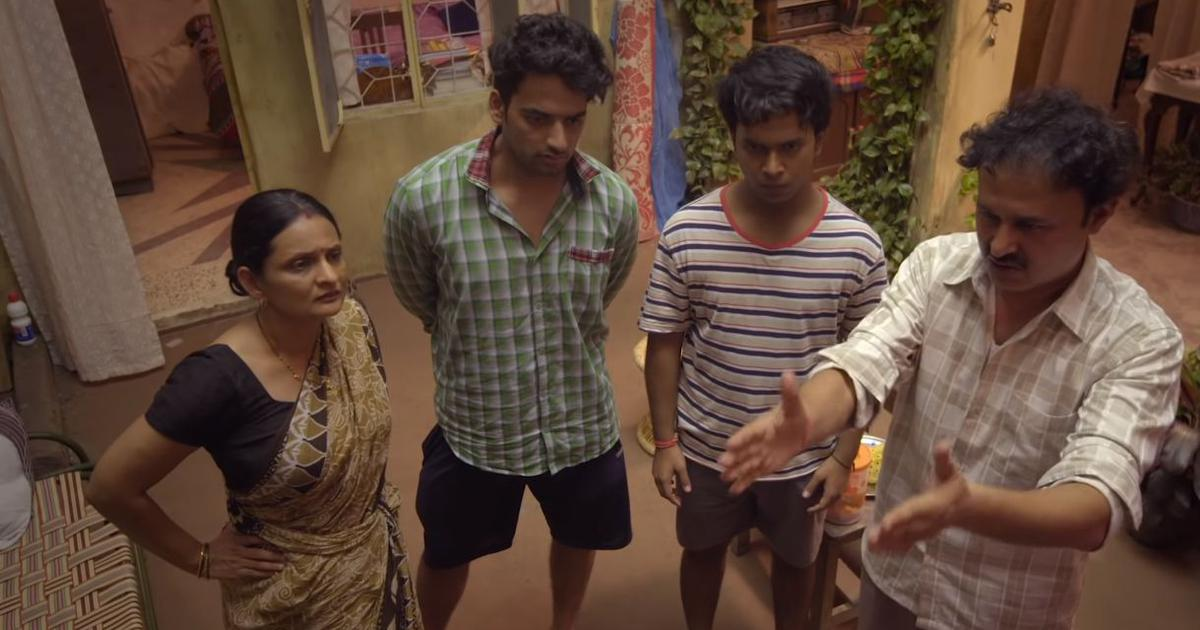 In TVF web series 'Gullak', a bickering family, a crumbling house and lots of heart