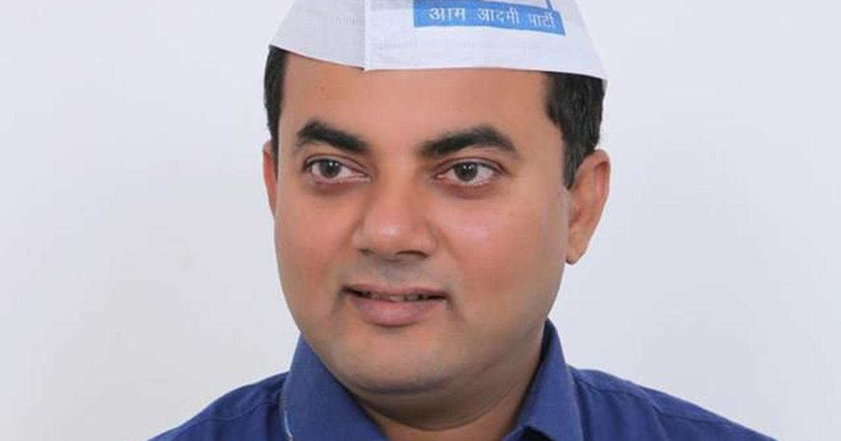 Delhi: AAP MLA Som Dutt gets six-month sentence, fined Rs 2 lakh in 2015 assault case