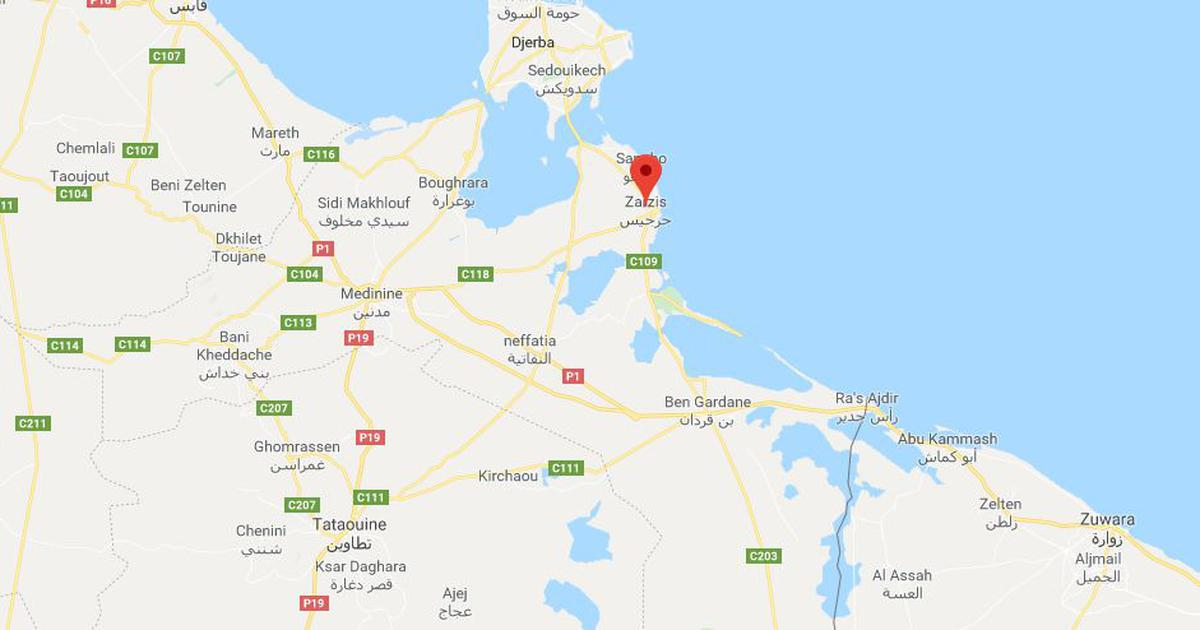 Tunisia: At least 80 Libyan refugees feared dead after boat capsizes off Zarzis