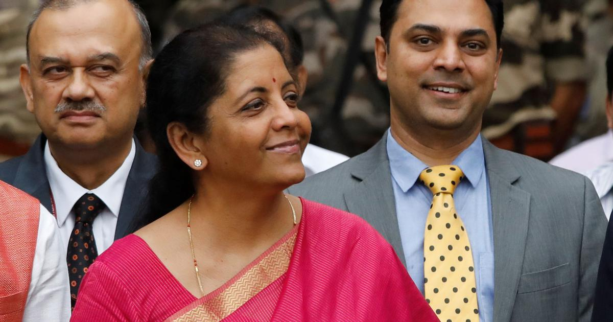 Covid-19: Nirmala Sitharaman announces Rs 1 lakh crore for funding agricultural infrastructure