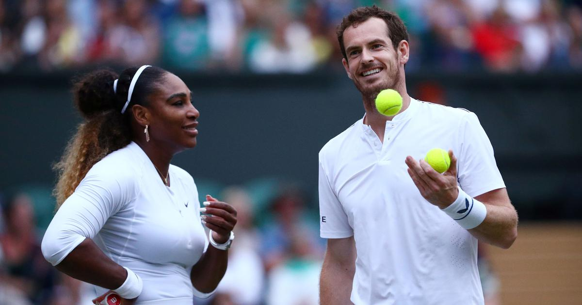 Andy Murray, Serena Williams and the joy of playing a 'fun' match on Wimbledon's Center Court