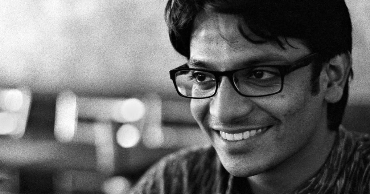 Aditya Sudarshan's 'The Outraged' novels use Bollywood to tell a story of India in turmoil