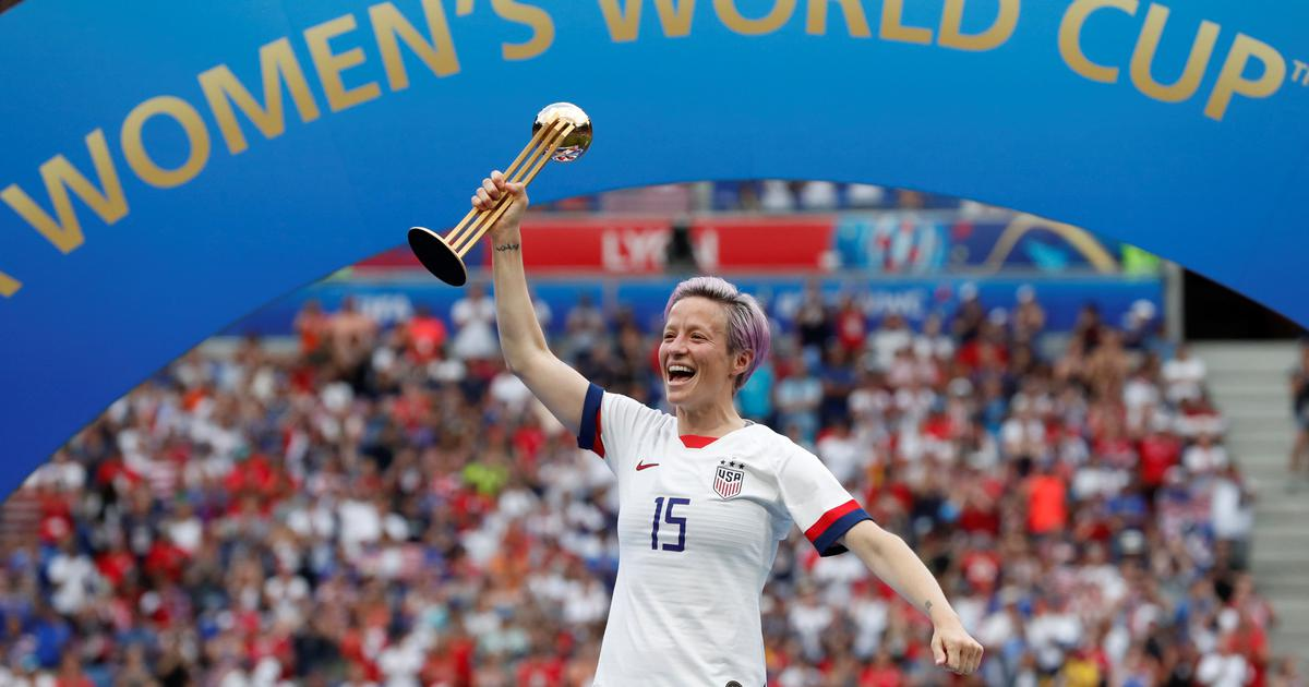 Rapinoe steals show, VAR drama, improved keeping: The biggest stories from Fifa women's World Cup