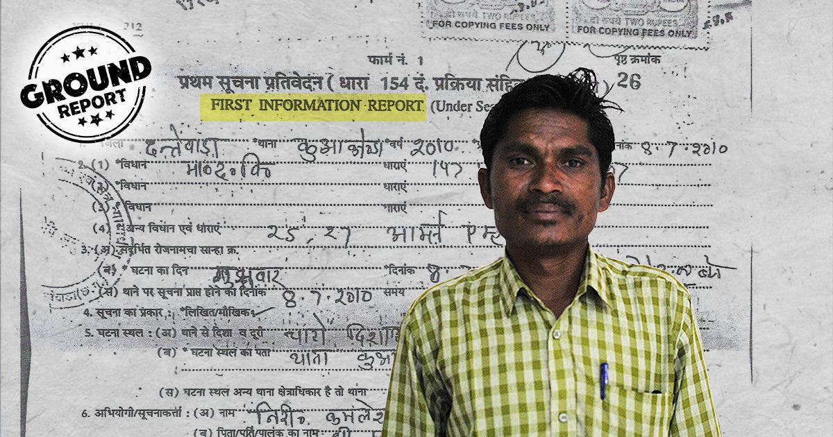 Special Report: This Adivasi man would have been in jail – had Bastar police not used whitener ink