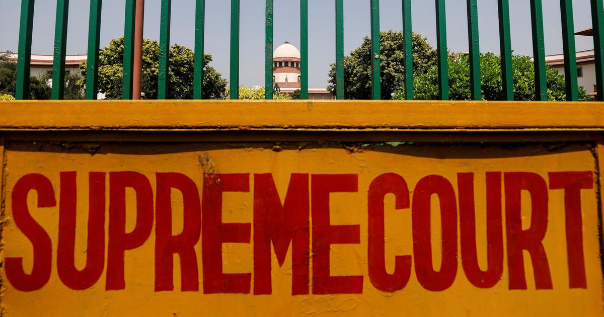 80 Overseas Citizens of India move SC against Centre's rules on free speech, employment