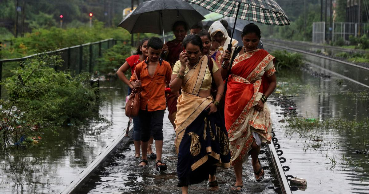 Another monsoon, another deluge: Why Mumbai gets inundated nearly every year