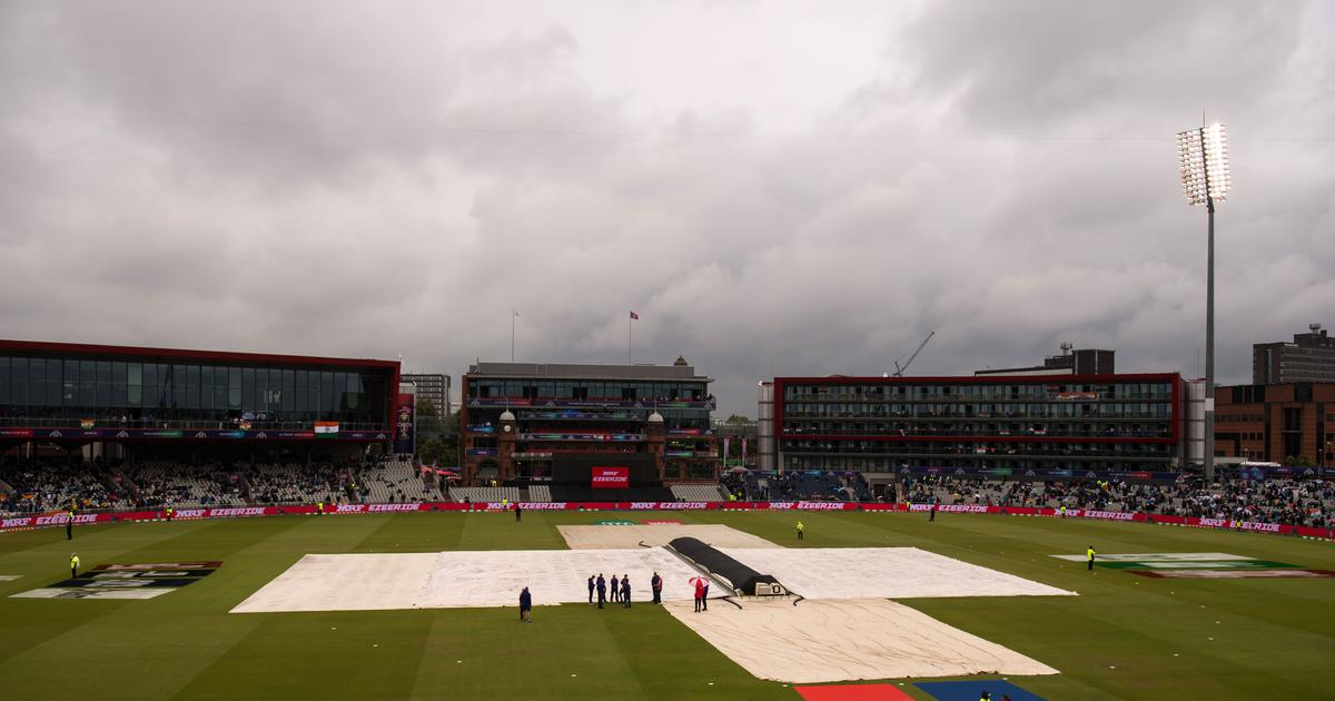 World Cup: Twitter can't wrap its head around DLS after rain stoppage in India-New Zealand semifinal
