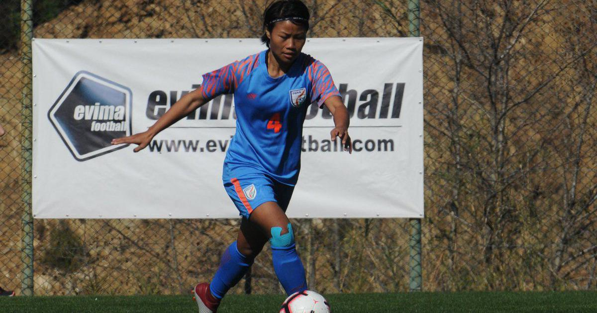 India women's football captain Ashalata Devi nominated for AFC Player of the Year award