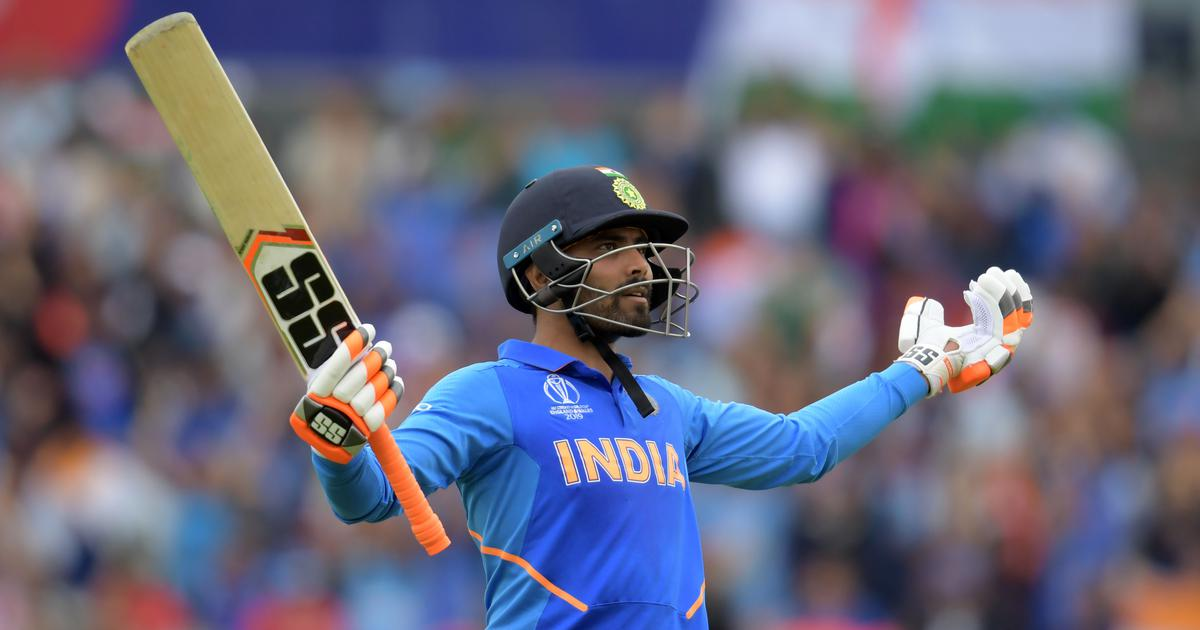 From bits and pieces to hits and praises: Twitter hails Jadeja's knock despite World Cup exit