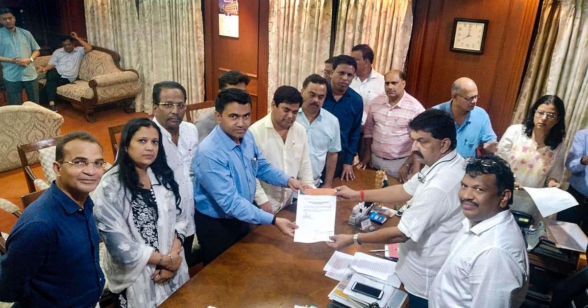Amit Shah to meet Goa MLAs who joined BJP, remaining Congress legislators discuss next steps