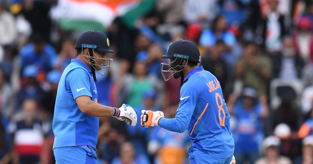 World Cup 2019: Ravindra Jadeja, Mahendra Singh Dhoni and the fighting spirit that gave India hope