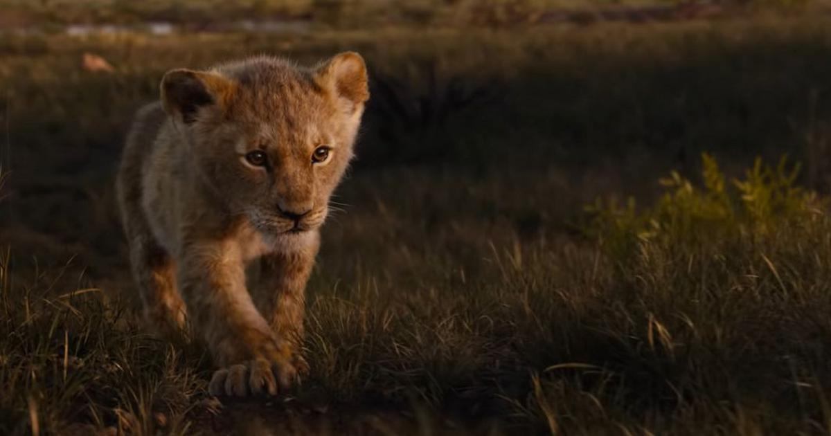 Hear Aryan Khan roar as Simba in the Hindi version of 'The Lion King'