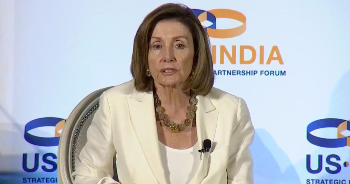 US concerned about treatment of Muslims in India, says House Speaker Nancy Pelosi