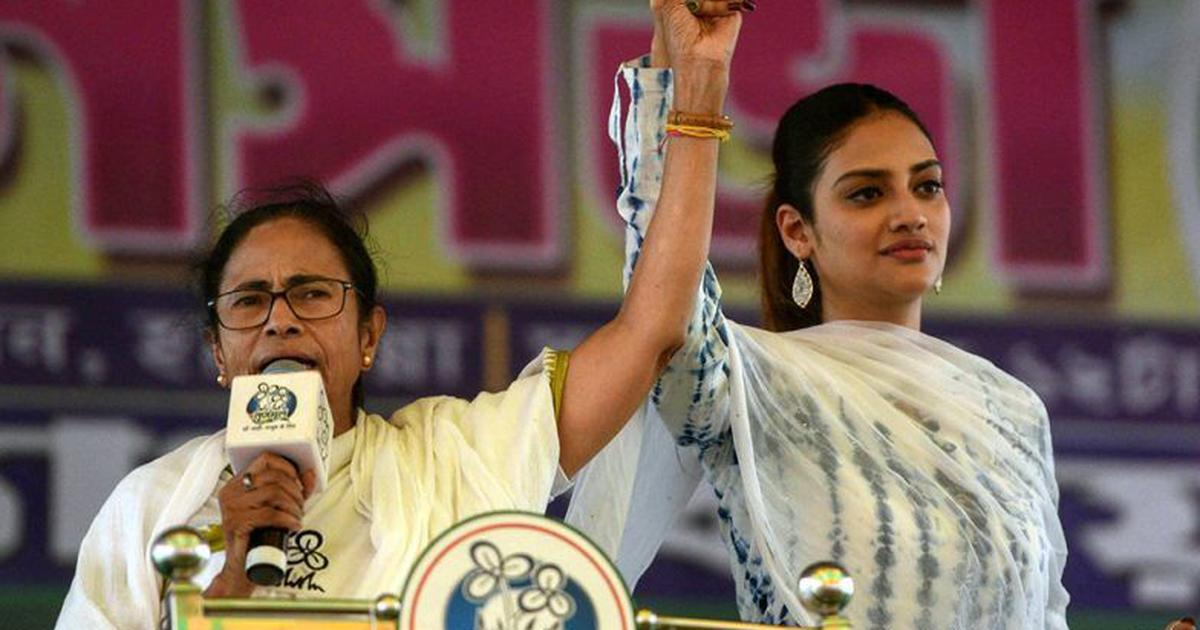 Readers' comments: Nusrat Jahan and Mamata Banerjee's secularism is a political gimmick
