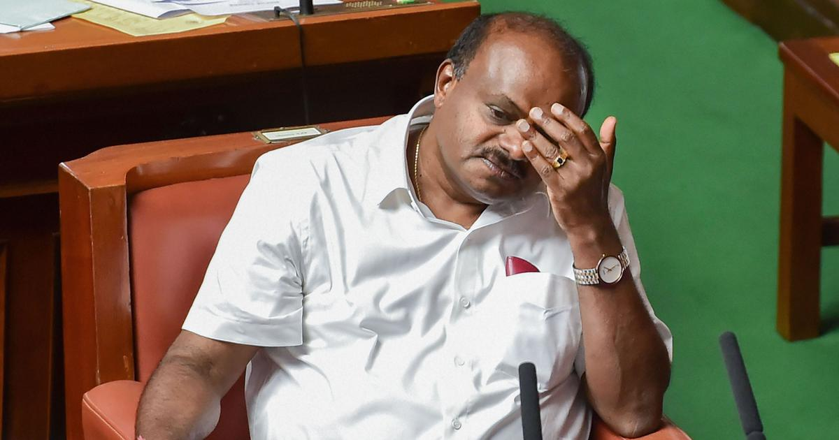 Karnataka rebel MLA Nagaraj quashes hopes of Congress-JD(S), says no question of going back