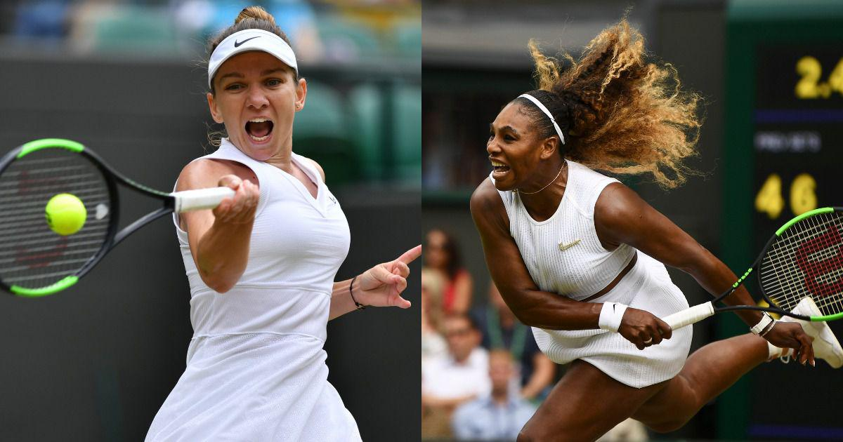 Wimbledon final preview: A game of nerves and serves will decide Serena Williams vs Simona Halep