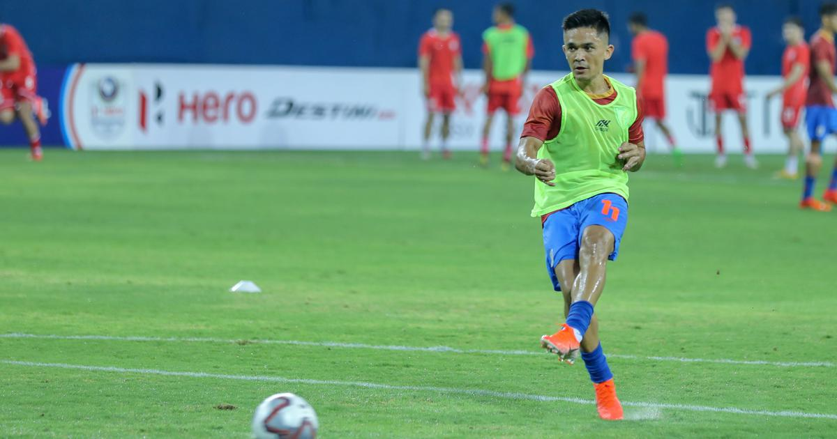 It has aided my recovery: India football captain Chhetri says turning vegan has made him fitter