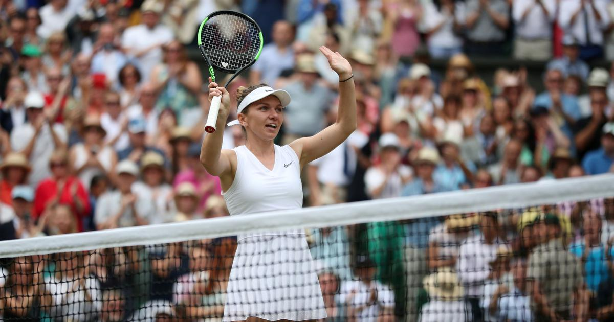 Wimbledon: Halep lifts title with crushing win as Serena's wait for 24th Major continues