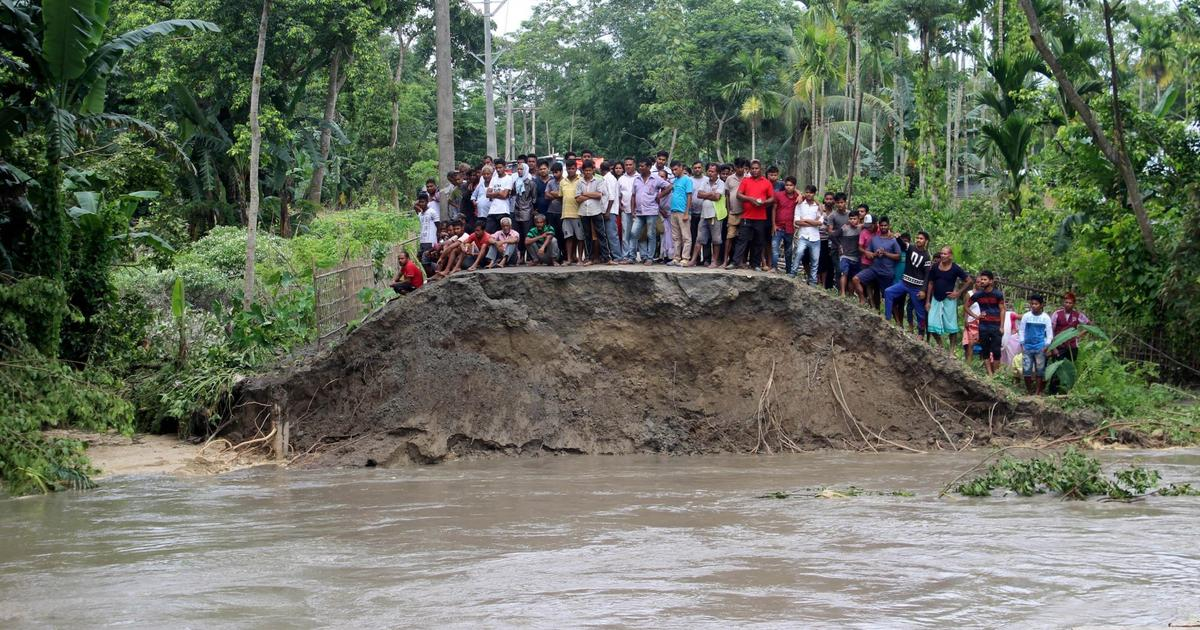 The big news: At least seven people dead, 14 lakh stranded in Assam floods, and 9 other top stories