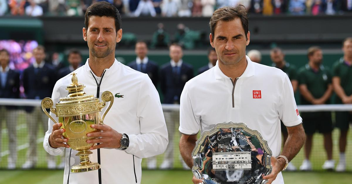 Wimbledon: Federer played his heart out, but Djokovic won the greatest Grand Slam final in his head