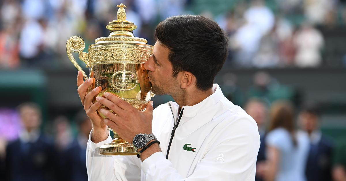 An all-time classic: Djokovic saves match points to beat Federer in longest-ever Wimbledon final