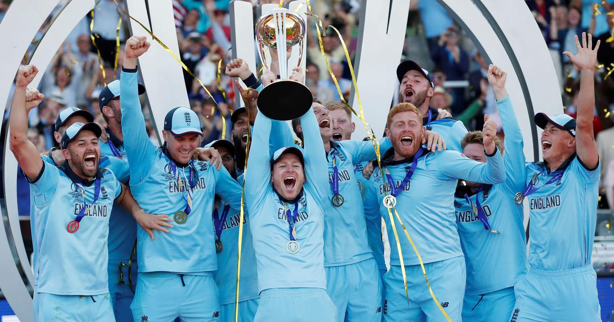 World Cup final, England vs New Zealand – as it happened: Hosts are champions after Super Over drama