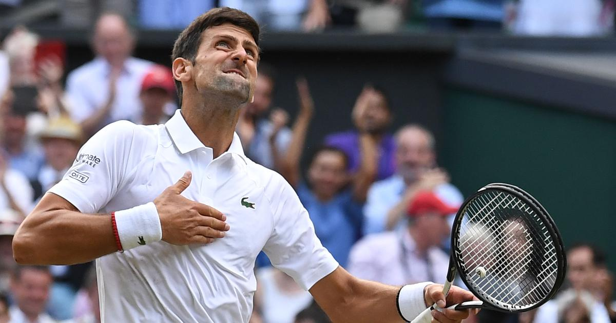 When the crowd is chanting 'Roger' I hear 'Novak': Djokovic on how he focused during Wimbledon final