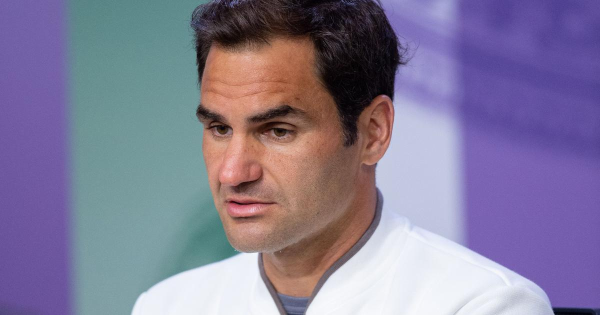 Didn't become a player to protect records: Full text of Federer's presser after Wimbledon final loss