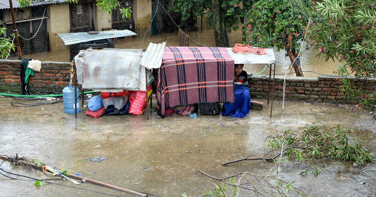 Nepal: Heavy rain, floods kill 67; government appeals to international agencies for help