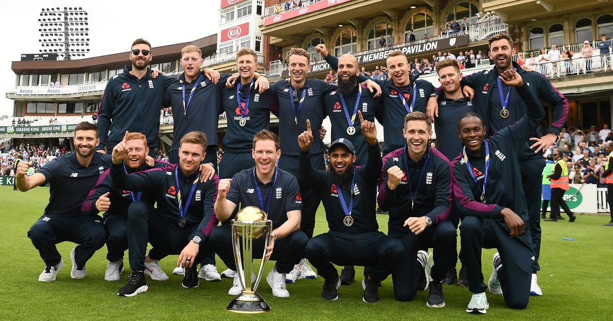 We have got the trophy: ECB chief Ashley Giles dismisses five run row in World Cup final