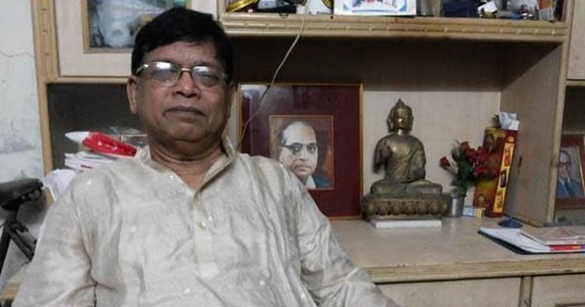 Mumbai: Raja Dhale, founding member of anti-caste outfit Dalit Panthers, dies at 78