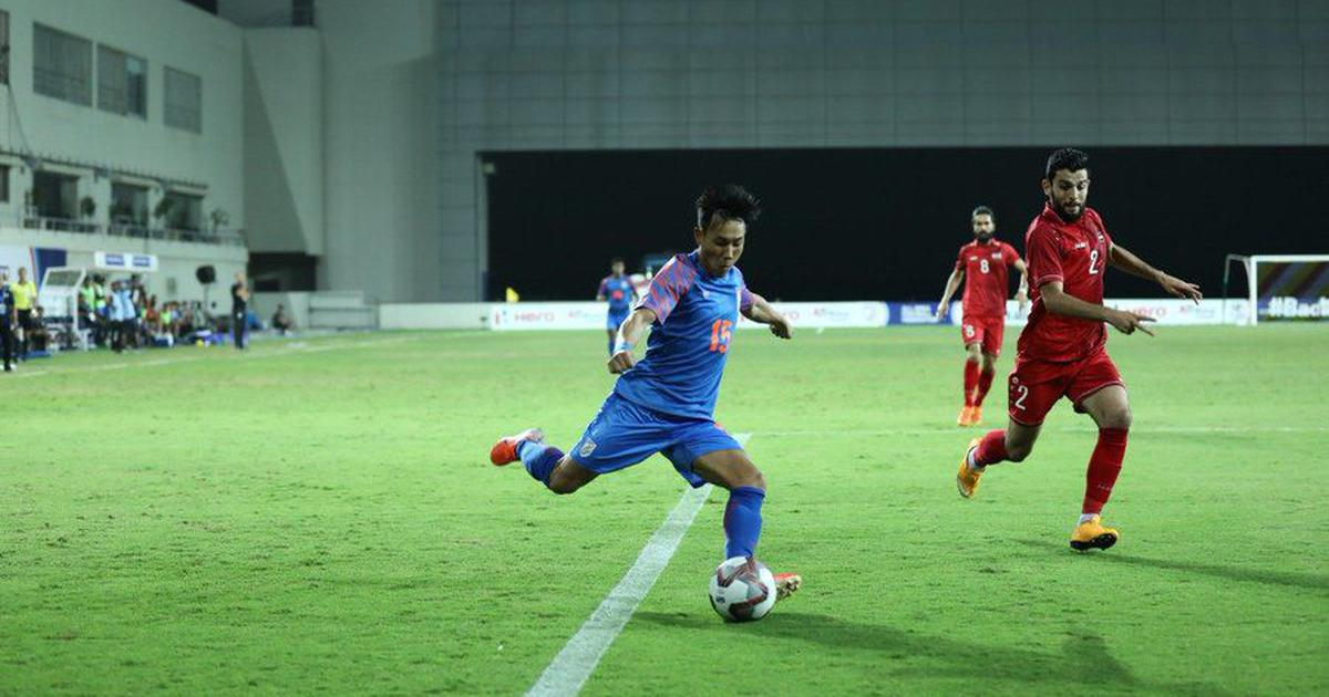 Intercontinental Cup football, India vs Syria – as it happened: Syria steal late point against India